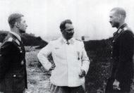 Asisbiz Aircrew Luftwaffe aces Werner Molders Adolf Galland and Herman Goring 01