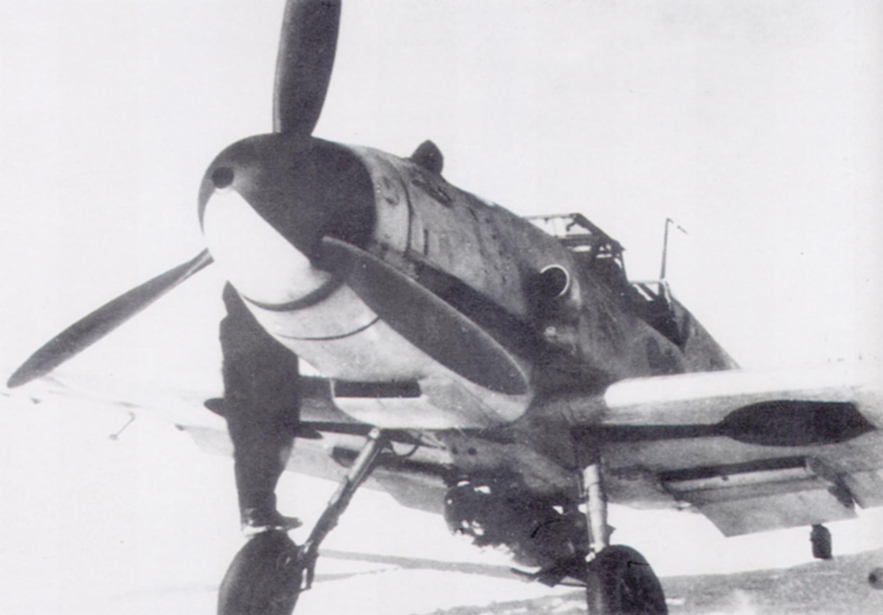 Messerschmitt Bf 109F2 JG54 Russia 1941 42 01