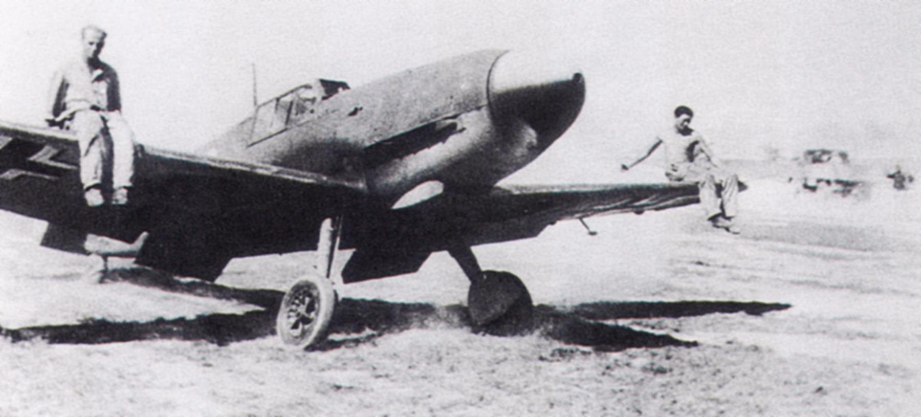 Messerschmitt Bf 109F4 JG54 Russia 1941 01