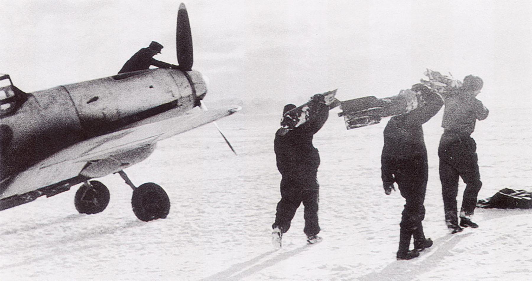 Messerschmitt Bf 109F4B ordnance JG54 SC50 Bombs Russia 1941 42 01
