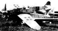 Asisbiz Messerschmitt Bf 109F4 RHAF Red 12 scrapped Hungary 1945 01