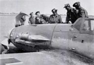 Asisbiz Messerschmitt Bf 109G2Trop 2.(H)14 Red 14 Metz WNr 10605 Zarzis Tunisia Mar 1943 02