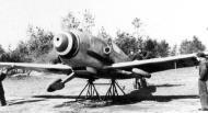 Asisbiz Messerschmitt Bf 109G10 Erla ANR 1Gr3Sqa 3 5 Cesare Marchesi WNr 491407 Italy 14th Mar 1945 05