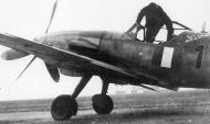 Asisbiz Messerschmitt Bf 109G10 Erla ANR 2Gr1Sqn Black 11 Loris Baldi Pordeuone 1945 01