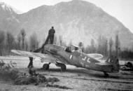 Asisbiz Messerschmitt Bf 109G14 ANR 2Gr5Sqn Yellow 3 WNr 464430 Italy Mar 1945 01