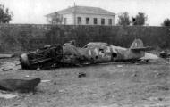 Asisbiz Messerschmitt Bf 109G6 ANR 2Gr Yellow 14 WNr 160319 salvaged remains Italy May 1945 01