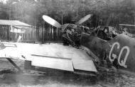 Asisbiz Messerschmitt Bf 109G10 Erla captured USAAF 354FG355FS GQ ex Luftwaffe 1945 01