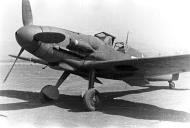 Asisbiz Messerschmitt Bf 109G6Trop captured USAAF now Chanute Air Museum ex Luftwaffe 01