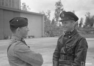 Asisbiz Aircrew FAF LeLv34 Major Larjo and Major Luukkanen at Immolan 15th Jun 1944 01