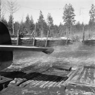 Asisbiz Messerschmitt Bf 109G2 FAF 2.HLeLv24 Jorma Saarinen at Suulajarvi Finland 12th May 1944 05