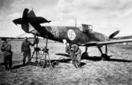 Asisbiz Messerschmitt Bf 109G2 FAF 2.HLeLv34 MT207 WNr 14741 Finland 1943 07