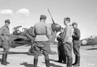 Asisbiz Messerschmitt Bf 109G2 FAF HLeLv34 MT2xx Utin 24th Apr 1943 27
