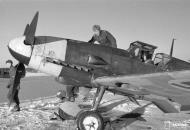 Asisbiz Messerschmitt Bf 109G2 FAF HLeLv34 MT2xx at Malmin 7th Jan 1944 03