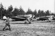 Asisbiz Messerschmitt Bf 109G6 Erla FAF MT457 unknown unit Finland 1943 01