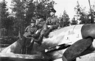 Asisbiz Messerschmitt Bf 109G6 Erla FAF MT477 unknown unit Finland 1943 01