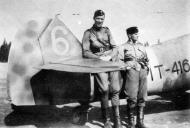 Asisbiz Messerschmitt Bf 109G6 FAF MT416 unknown unit Stkz RW+WW WNr 411704 Joensuu Finland 1943 01