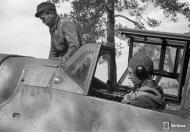 Asisbiz Messerschmitt Bf 109G8 FAF 3.HLeLv24 MT462 Nils Katajainen WNr 200041 Lappeenraanta 30th Jun 1944 01