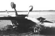 Asisbiz Post war Messerschmitt Bf 109G6 unknown unit Finland 01