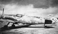 Asisbiz Post war Messerschmitt Bf 109G6Trop Erla FAF 1.HLeLv34 MT502 Finland 1947 01