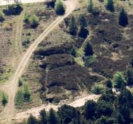 Asisbiz Airbase Flg.Hrst Grove slit trence emplacements 01