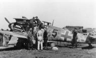 Asisbiz Messerschmitt Bf 109G6 8.JG1 Black 5 Alfred Miksch WNr 15429 July 1943 01