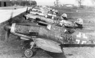 Asisbiz Messerschmitt Bf 109G12R3 JG104 Black 514 Germany 1944 01