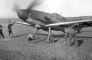 Asisbiz Messerschmitt Bf 109G6 3.JG101 Yellow 6 Stkz VO+UO WNr 140265 Germany 1944 06