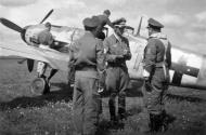 Asisbiz Messerschmitt Bf 109G6 6.JG11 Yellow 1 Hermann Hintzen 15th Aug 1943 01