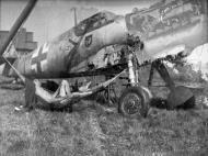 Asisbiz Messerschmitt Bf 109G6 Stab III.JG11 Winkel 4 Oldenburg Germany summer 1943 ebay 1
