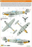 Asisbiz Messerschmitt Bf 109G6R3 Stab JG11 Herman Graf WNr 15729 Jever early 1944 0B