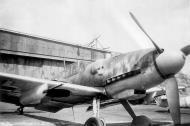 Asisbiz Messerschmitt Bf 109G6R6 9.JG11 Yellow Oldenburg Germany autumn 1943 eBay1
