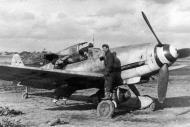 Asisbiz Messerschmitt Bf 109G10ASR3 Erla 8.JG3 Blue 1 WNr 490755 01