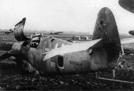 Asisbiz Messerschmitt Bf 109G14AS Erla II.JG3 Yellow 7 force landed Czechoslovakia 1945 ebay1