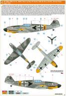 Asisbiz Messerschmitt Bf 109G4R6 Stab III.JG3 Wolfgang Ewald WNr 14946 Kuban 20th Apr 1943 0C