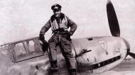 Asisbiz Messerschmitt Bf 109G6 5.JG3 Helmut Notemann Schiphol 1943 01