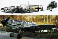 Asisbiz Messerschmitt Bf 109G6 9.JG3 Yellow 1 Germany 1944 0A