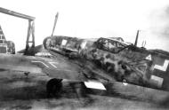 Asisbiz Messerschmitt Bf 109G6 Erla Stab II.JG3 Kurt Brandle WNr 26058 Schiphol Nov 1943 02
