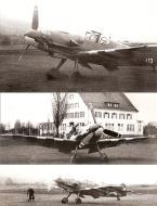 Asisbiz Messerschmitt Bf 109G6 Stkz RU+OZ WNr 162784 as SAF J 713 Switzerland 01