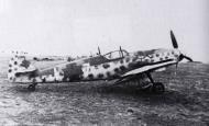Asisbiz Messerschmitt Bf 109G6R3 Erla 10.JG3 White 7 Oskar Romm WNr 462919 Esperstedt Germany Nov 1944 01