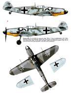 Asisbiz Messerschmitt Bf 109G6R6 7.JG3 White 1 Karl Heinz Langer Bad Worishofen Bavaria Germany Oct 1943 0A