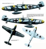 Asisbiz Messerschmitt Bf 109G6R6 9.JG3 Yellow 6 Alfred Surau WNr 18807 Bad Worishofen Bavaria Germany Sep 1943 0F