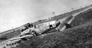 Asisbiz Messerschmitt Bf 109G6Trop 11.JG3 Black 14 Foggia Italy late 1943 eBay 01