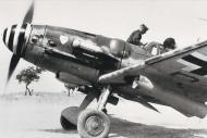 Asisbiz Messerschmitt Bf 109G6WTrop 12.JG3 RH+JD WNr 15762 with 210mm Werfergranaten WGr21 Italy 1943 03