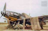 Asisbiz Messerschmitt Bf 109G6WTrop IV(Sturm).JG3 Franz Beyer Stkz RH+JD WNr 15762 San Severo 1943 01