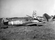 Asisbiz Messerschmitt Bf 109G10 Erla JG300 White 13 WNr 151567 unknown unit 1945 01