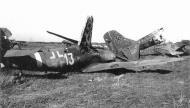 Asisbiz Messerschmitt Bf 109G10 Erla JG300 White 13 WNr 151567 unknown unit 1945 02