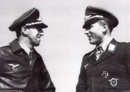 Asisbiz Aircrew Luftwaffe JG52 pilots Hermann Graf Alfred Grislawski Crimea July 1942 01