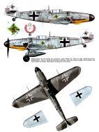 Asisbiz Messerschmitt Bf 109G6R3R6 1.JG50 White 10 Alfred Grislawski Wiesbaden Erbenheim Sep 1943 0A