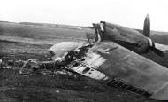 Asisbiz Messerschmitt Bf 109G10 Erla II.JG51 airframe remains 01