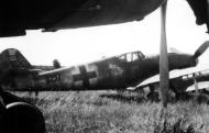 Asisbiz Messerschmitt Bf 109G10R3 Erla 10.JG51 Yellow 5 Horst Walter Petzschler WNr 130297 interned Sweden 4th May 1945 06